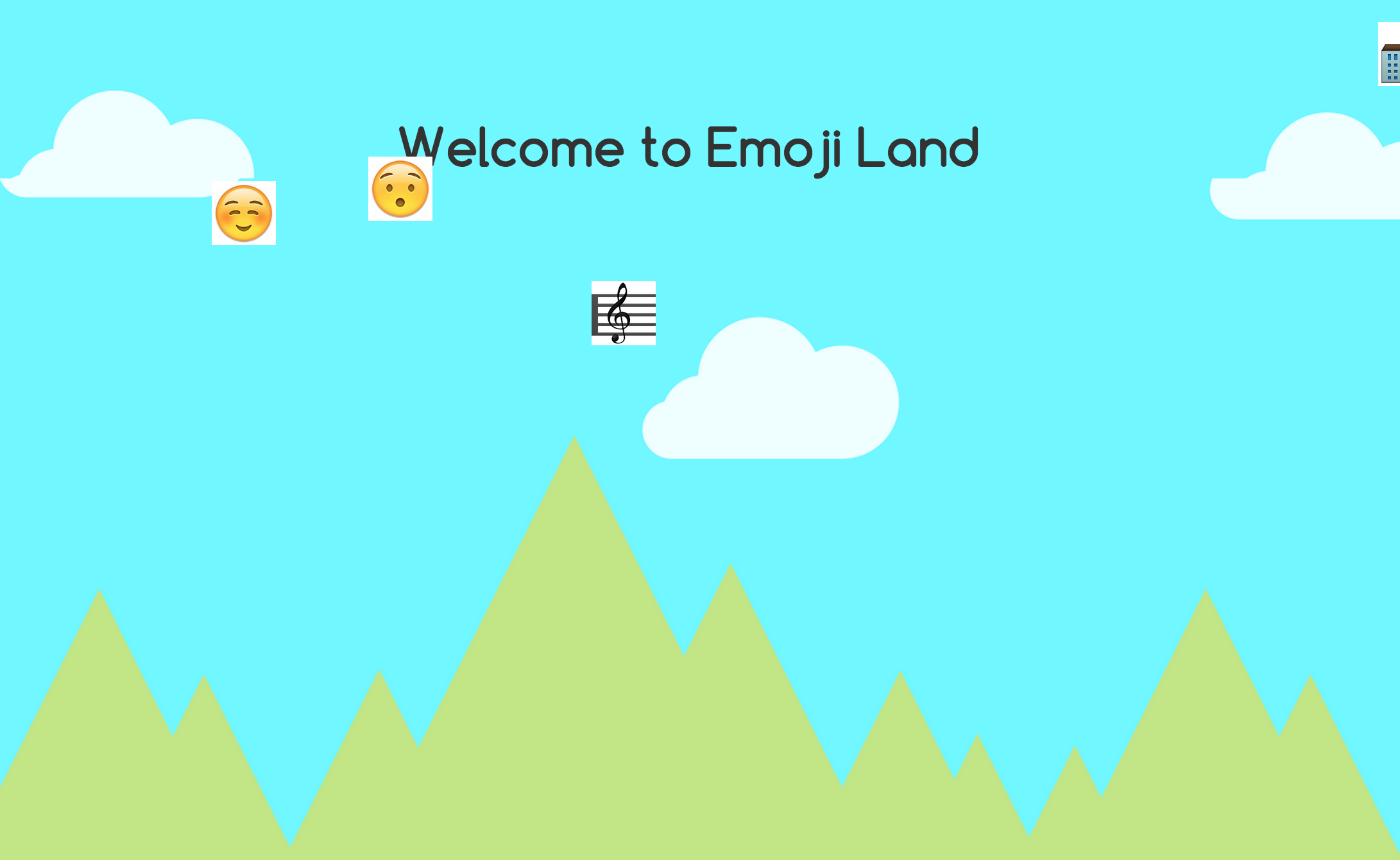 Emojiland is now